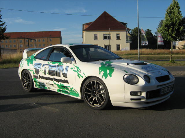 ******* GT FOUR Drivers Club Switzerland *******  Fahrzeug: GT FOUR ST  205 - Driver: Christian