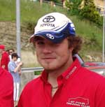 GT FOUR Switzerland Driver Bigler