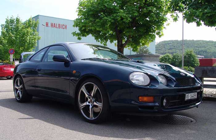 ******* GT FOUR Drivers Club Switzerland *******  Fahrzeug: GT FOUR ST  205 - Driver: Silvan