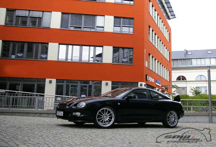 ******* GT FOUR Drivers Club Switzerland *******  Fahrzeug: GT FOUR ST  205 -  Driver: Peer