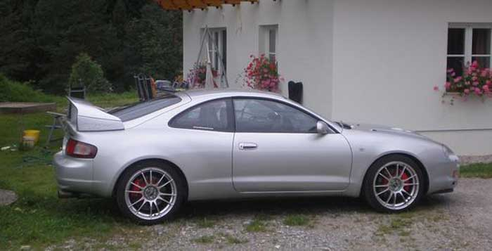 ******* GT FOUR Drivers Club Switzerland *******  Fahrzeug: GT FOUR ST  205 -  Driver: Michael