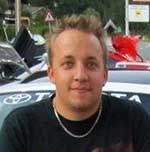 GT FOUR Switzerland Driver Andreas