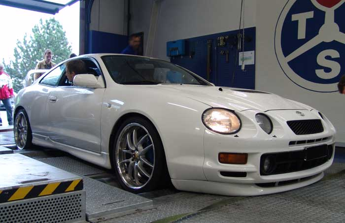 ******* GT FOUR Drivers Club Switzerland *******  Fahrzeug: GT FOUR ST  205 -  Driver: Michu