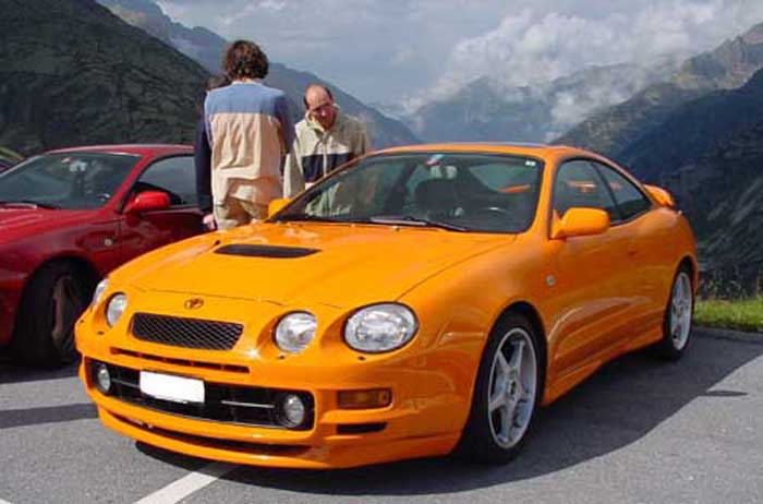 ******* GT FOUR Drivers Club Switzerland *******  Fahrzeug: GT FOUR ST  205 -  Driver: Patric